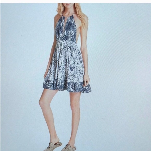 Free People Sun Dress or Swimsuit Cover Up Medium